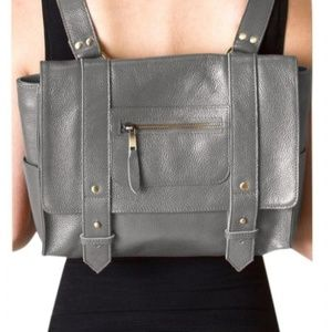NEW WITH TAGS Vere Verto Gray Backpack